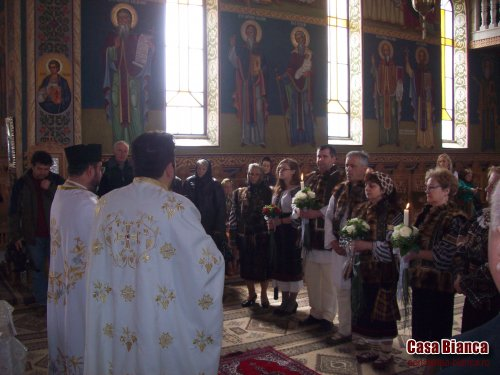 Nunta în Bucovina