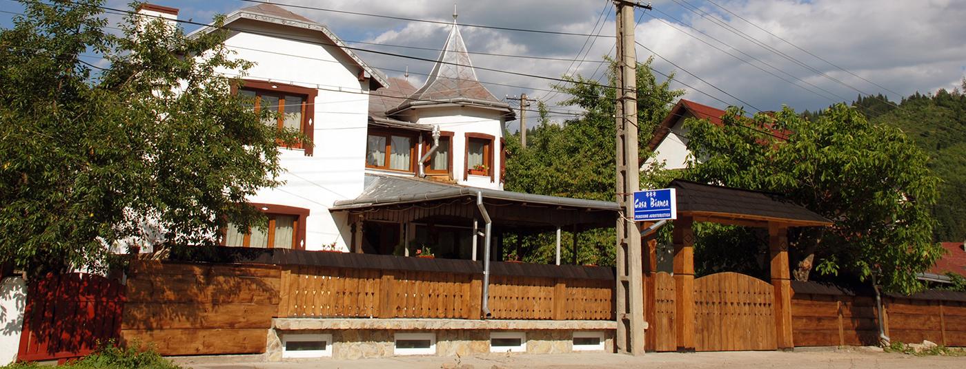 Casa Bianca - Vama, Bucovina
